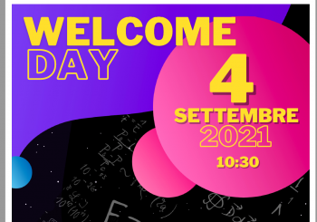 4-9-2021 Welcome day